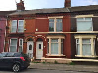 2 bed terraced house to let on City Road Liverpool L4 £450 Per Month