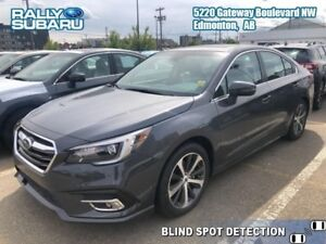 2018 Subaru Legacy 2.5i Limited CVT w/Eyesight