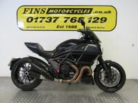 Ducati Diavel 2014 ABS, 1 owner, Full Ducati History, Rides well