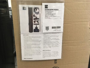 Central Vac Package