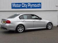 2011 11 BMW 3 SERIES 2.0 320D M SPORT 4D 181 BHP DIESEL