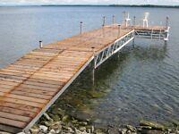 Aluminum Docks,Decks,Boatlifts,Canopies and Accessories