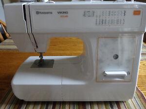 Sewing Machine Husqvarna Viking E10