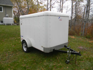 Pace American 5x8 enclosed trailer