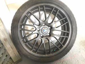 Winter rims and tires for BMW 3 series 2011-2018