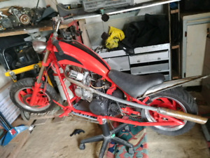110cc Chopper Project $500.00 OBO
