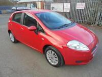 Fiat Grande Punto 1,4 Eleganza 8v
