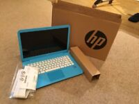 "Brand new HP 14"" Stream 14-ax000na 4GB 32GB with Office 365"