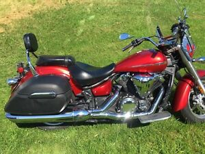 REDUCED 2009 Yamaha V-Star 1300 Tourer