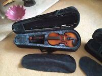 Primavera Prima 200 Violin Outfit 1/8 size