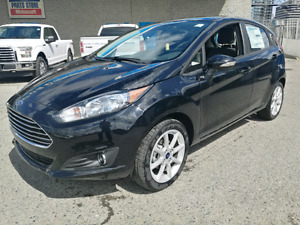 Brand new 2016 Ford Fiesta SE Hatchback