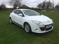 2010 Renault Megane 1.5dCi ( 110bhp ) FAP Expression £30 A YEAR ROAD TAX 72 MPG