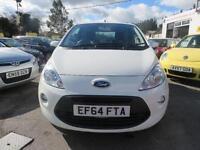 2014 Ford KA 1.2 Zetec 3dr