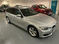 2013 BMW 3 Series 2.0 320d Sport Touring (s/s) 5dr Estate Diesel Automatic