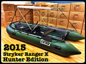 Stryker Ranger LX Inflatable Boat ULTRA TOUGH TOP SELLING zodiac