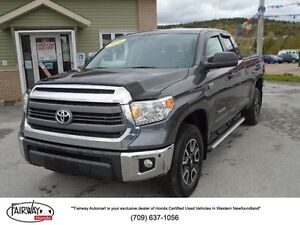 2014 Toyota TUNDRA SR5 WITH TRD OFF ROAD