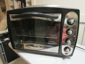 Counter Top Bravetti Convection Toaster Oven