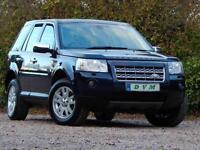 Land Rover Freelander 2 2.2Td4 auto 2008MY SE