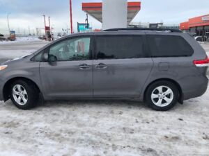 2011 Toyota Sienna LE Dark Gray FWD - For Sale By Owner