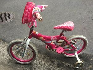 Bicyclette Fille