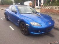 Mazda RX8 Starter Motor gone spares or repairs Sat nab Full leather