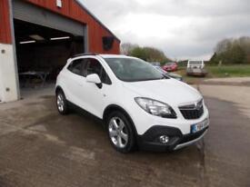 Vauxhall/Opel Mokka 1.7CDTi 16v ( 130ps ) 4X4 ( s/s ) 2014MY Tech Line