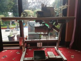 Brother MA4-B551 Industrial. 5 thread Industrial Sewing Machine