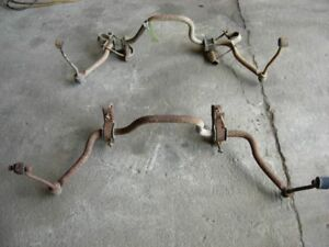 1980 to 1997 F250, F350 Rear Anti Sway Bar