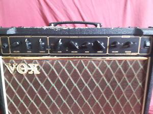Vox VR30 amplifier