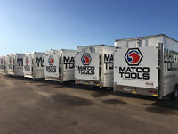 Matco Tools Franchise. Mobile Tool Truck