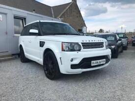 2013 (13) Land Rover Range Rover Sport HSE Black Edition 3.0 SDV6 ** NOW SOLD **