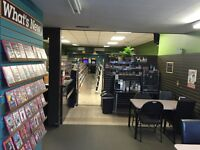 Video Rental Business for sale