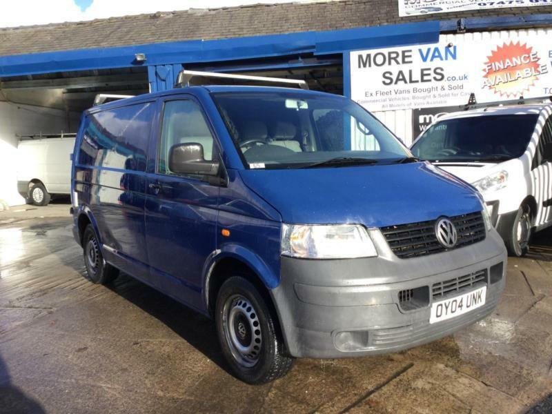 2005 Volkswagen Transporter 1.9TDI ( 85PS ) SWB T30 van ideal camper conversion?