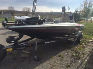 2000 TRITON TR190 - try an offer!  Trades Welcome!!