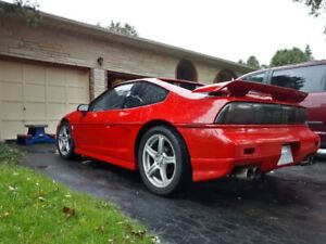 Real head turner - 87 Fiero GT with supercharged 3800