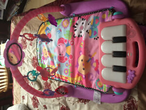 Piano Baby Playmat