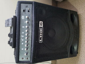 Line 6 Low Down 300 Pro Combo Bass Amp