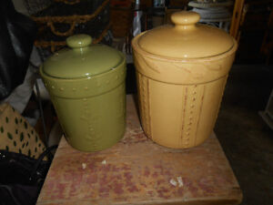 Various Canister Sets