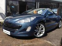 2012 (12) Peugeot RCZ 2.0HDi (163bhp) GT (Finance Available)