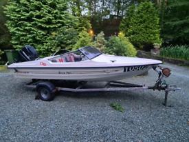 Fletcher Arrowflyte 14 GTO (Project) Speedboat