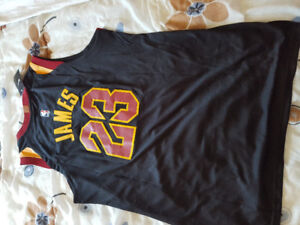 Brand New 2018 Lebron James Cleveland Cavaliers jersey