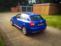 Audi s3 225 BAM, facelift, HPI clear, FSH