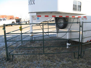 Corral Gates and Panels