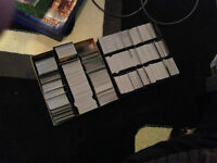 Two boxes Magic the gathering (commons/uncommons/rares)