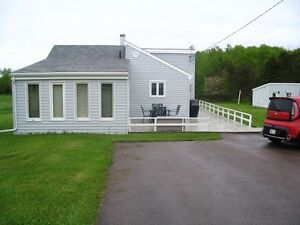 COTTAGE FOR SALE FOR GOLF AND OCEAN PLAY