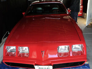 CRUISE ME OR SHOW ME 1980 PONTIAC FIREBIRD MINT CONDITION