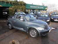 Chrysler PT Cruiser 2.4 2007Limited CONVERTABLE FULL LEATHER FULL MOT EXCELLENT