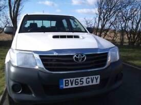 Toyota Hilux 4x4 HL2 AC EW EM Extra Seats Low mileage Bennett Van Sales Ormskirk