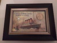 Coin picture titanic