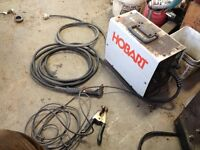 Hobart AirForce 400 Plasma Cutter,may trade for header transport